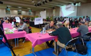 Ces 27 et 28 avril 2019, la BD tient Salon à Sevrier