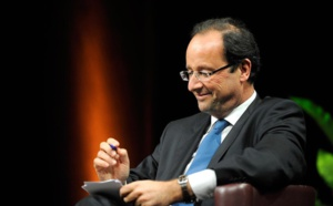 Interview exclusive et totalement imaginaire de M. François Hollande