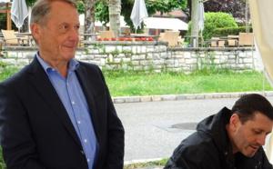 Rencontre avec Jean-Luc Barré pour son roman « Pervers ».