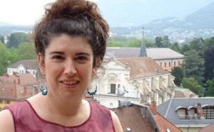 Improvisade sur l'art avec Lucie Cabanes au Musée Château d'Annecy