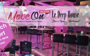 COUPONING : Un punch offert avec ou sans alcool au Deep House Annecy