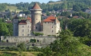 Le Château de Montrottier, de l'exotisme savoyard pur jus