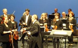 Rencontre avec Nicolas Chalvin qui dirige l'Orchestre des Pays de Savoie