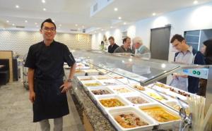 Le Buffet Gourmand, un pont entre les saveurs asiatiques et européennes