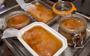 Du foie gras chez Christine Rassat