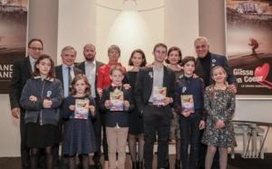 Lancement de Glisse en Cœur 2020 en faveur de MeeO ce 2 décembre à Annecy