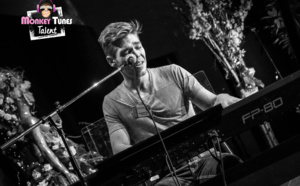 Raphaël Graff, lauréat de Monkey Tunes Talent 2019