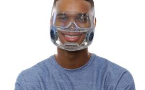 PRECIMASK le masque durable à filtre céramique nettoyable