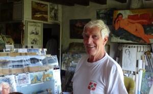 Georges Sprungli, peintre et homme de passion