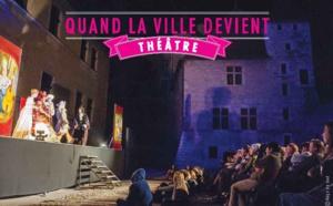 Coup de Théatre, De l'Agitation à Annecy !