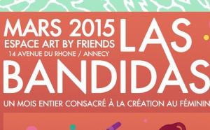 "Art by Friend ""Las Bandidas"""