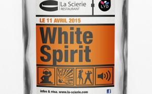 White Spirit / Une nuit blanche d'exception au resto La Scierie à la Clusaz