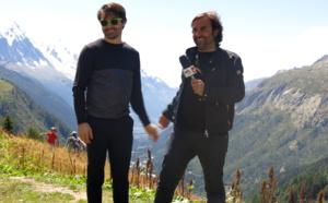Du jazz à l'extase avec André Manoukian : interview cosmique et sexologique à Chamonix