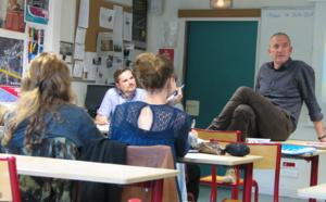 Leçon de Cinéma avec Philippe Claudel, à vos stylos !