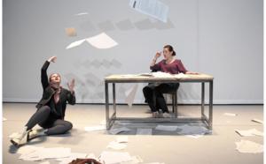 « Madame se drogue à l'absolu… » Janine Rhapsodie au Théâtre du Grütli, Genève