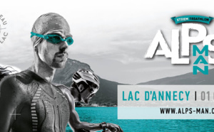 ALPS MAN, un Xtrem Triathlon d'exception + un dossard à gagner !