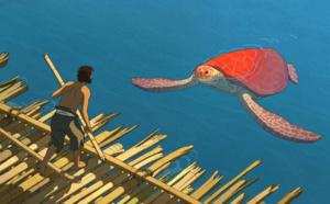 Cinéma d'animation: La Tortue Rouge