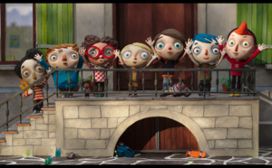 Cinéma d'animation : Ma Vie De Courgette