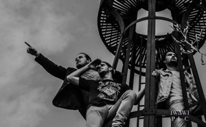 Interview du groupe MOONROAD / Montjoux Festival 2016