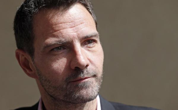 Jérôme Kerviel en conférence à Genève le 20 septembre 2016