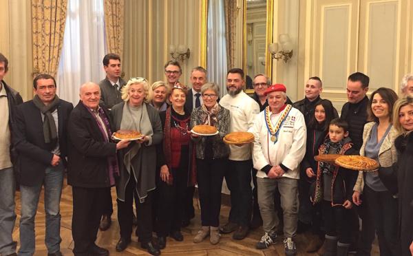Première galette du nouvel Annecy