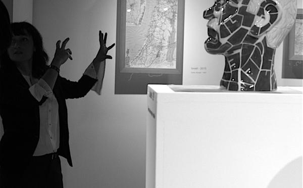 Exposition de Stéphanie Gerbaud du 3 au 26 mars 2017 au Forum Expo Bonlieu Annecy