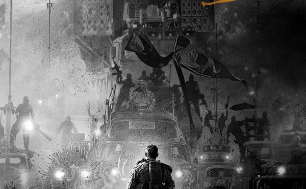 JEU CONCOURS CINÉMA : 5x2 places à gagner pour Black and Chrome de Mad Max : Fury Road