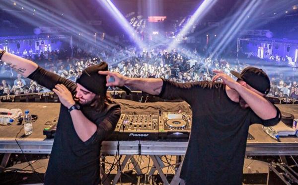 Rencontre avec Lumberjack, le duo choc de DJ's producteurs
