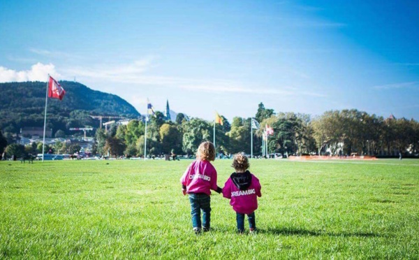 """Sosh Big Air 2017 : le plus haut """"city"""" big air du monde au bord du lac d'Annecy !"""