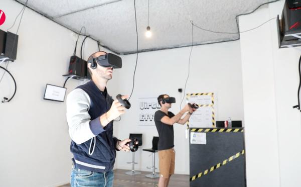 Rencontre avec Timothée et sa salle d'arcade en réalité virtuelle.