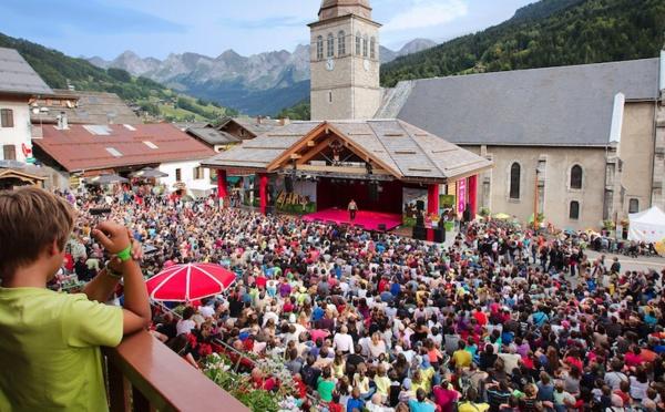 Alain Benzoni et le Festival Au Bonheur des Mômes