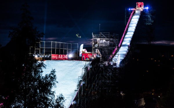 SOSH BIG AIR Annecy 2ème, LE LINE-UP 2017 DÉVOILÉ !
