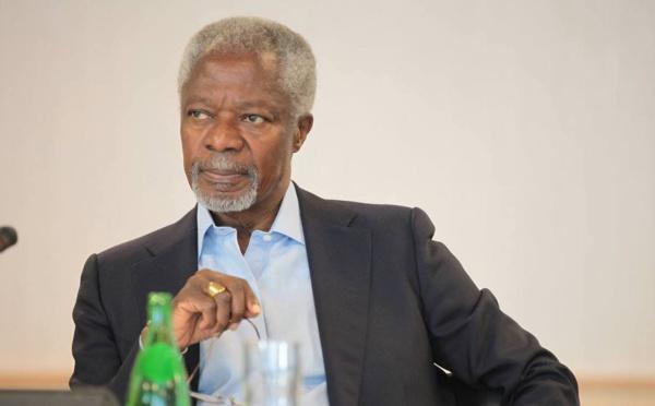 La JCE d'Annecy invite la jeunesse à la rencontre de Kofi Annan