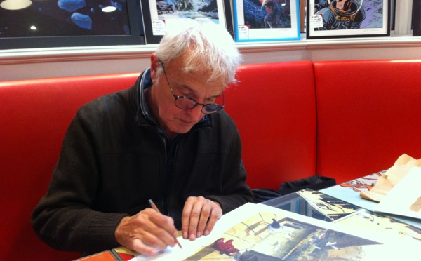 Jean-Pierre Gibrat signe la 4° époque de Matteo