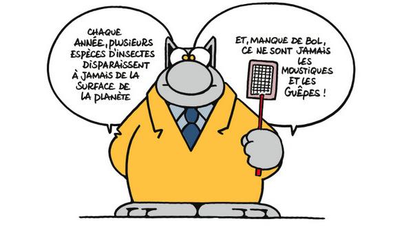 Entretiens (presque imaginaires) avec Le Chat et Philippe Geluck
