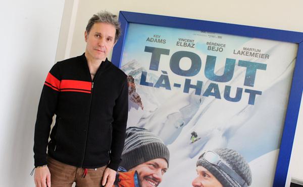 Tout là-haut. Entretien avec Serge Hazanavicius, à suivre à la trace et en toute confiance.
