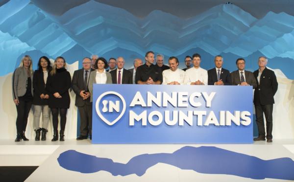 Annecy Mountains, du lac aux montagnes