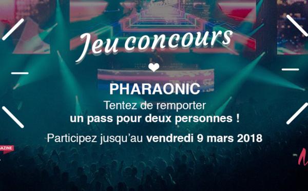 #JEUCONCOURS : GAGNEZ UN PASS 2 PERSONNES POUR LE FESTIVAL PHARAONIC