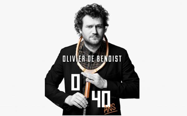 Olivier de Benoist, le service public du rire ! Interview