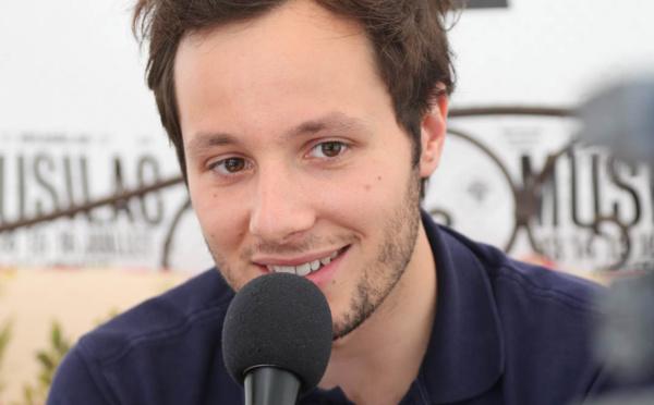 Interview de Vianney - Festival Musilac 2017