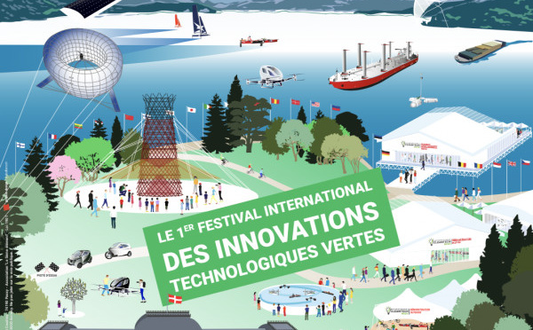 International CleanTech Week Annecy du 20 au 24 juin 2018
