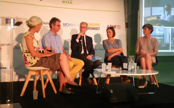 Ouverture de l'International CleanTechWeek