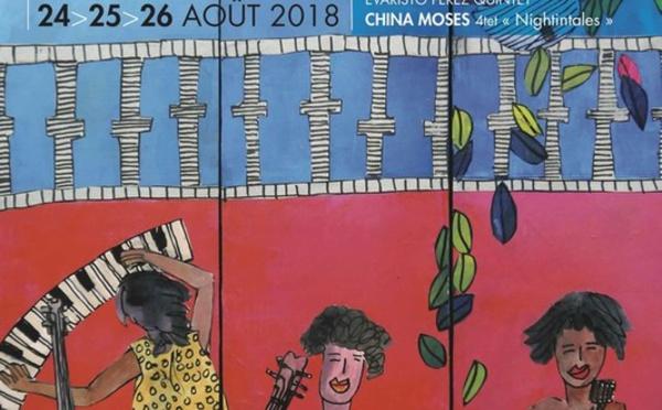Festival « Jazz au Château » de Clermont 24/25/26 août 2018.