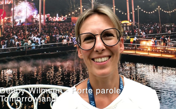 Entretien avec Debby Wilmsen en vue de Tomorrowland Alpe d'Huez 2019