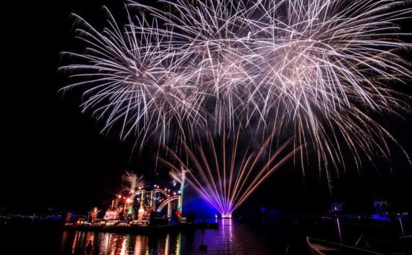 Dernier volet des Pyroconcerts de Talloires 2018 ce jeudi 23 août