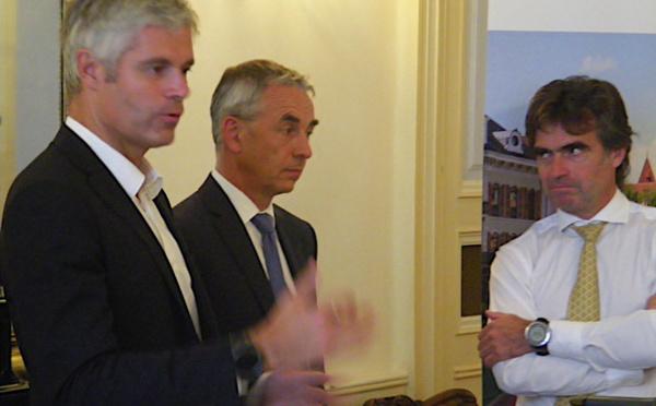 La région Région Auvergne-Rhône-Alpes renforce son soutien à Annecy