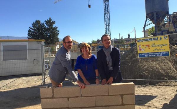 Le projet Parséa, des logements pour favoriser la mixité sociale à Ville-la-Grand