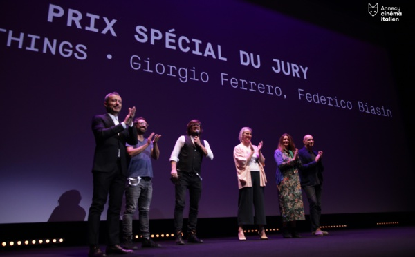 Festival du Cinéma Italien. Annecy 2018. « Les Estivants »