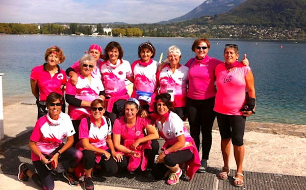 Un mois d'octobre tout en rose pour le dépistage du cancer du sein