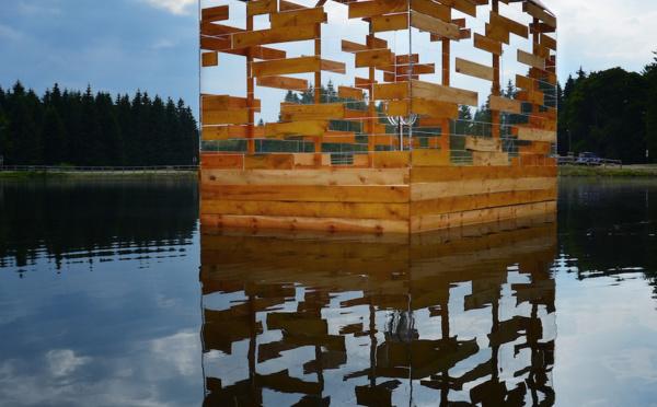 Annecy Paysages. L'art dans la ville ou la ville autour de l'art, au choix